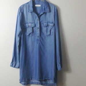 Abercrombie & Fitch shirt dress
